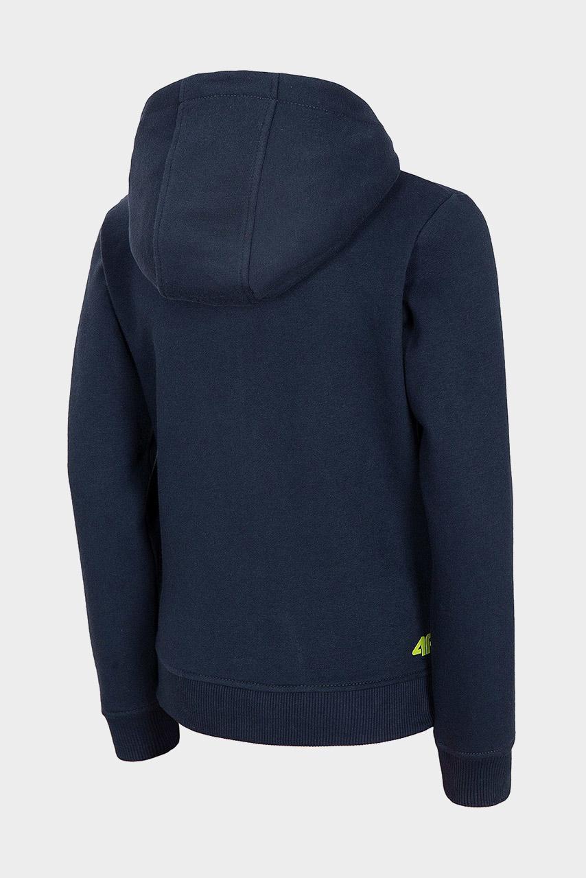 Bluza chłopięca 4F HJL20 JBLM004B 31S