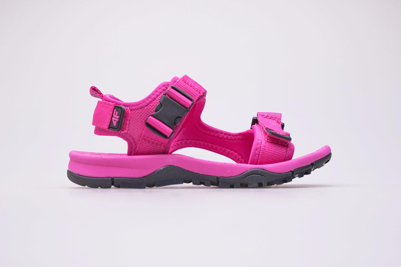 Sandały dziewczęce 4F HJL20 JSAD002 55S
